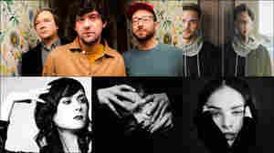 New Mix: Bright Eyes, Jónsi, Nils Frahm, More