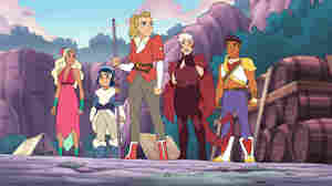 In 'She-Ra And The Princesses Of Power,' True Strength Is In Being Yourself