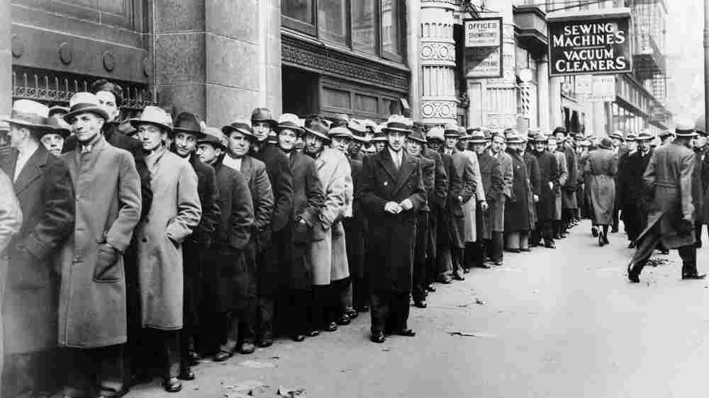 'A Lot To Be Hopeful For': Crisis Seen As Historic, Not Another Great Depression