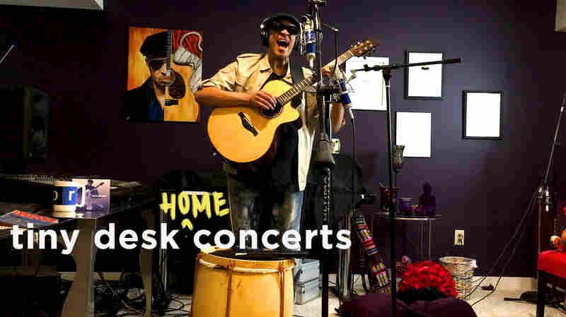 Raul Midón: Tiny Desk (Home) Concert