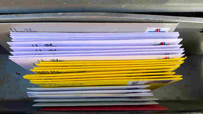 What I Learned From Writing Letters To Strangers Across America
